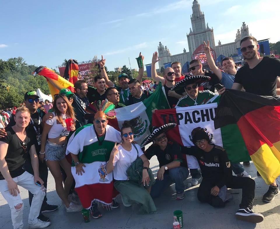 WM 2018 Deutschland Mexiko