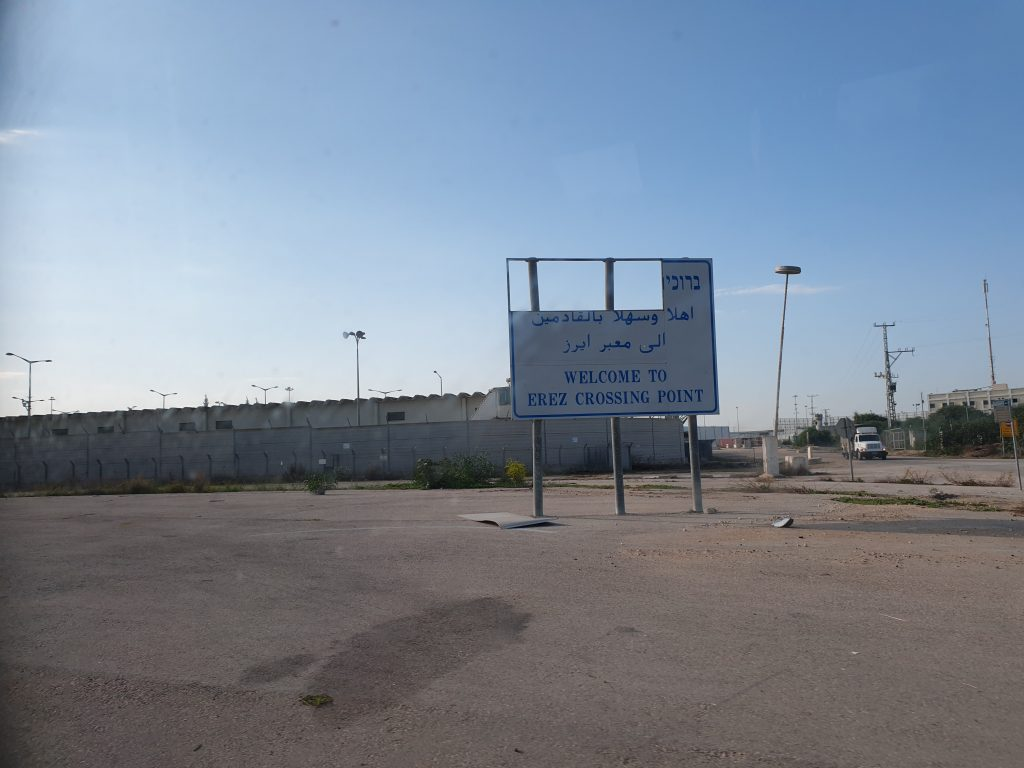 Grenzübergang Gaza