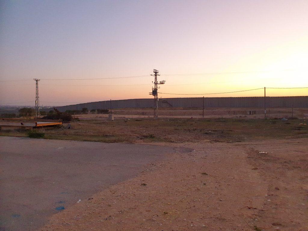 Gaza Grenze
