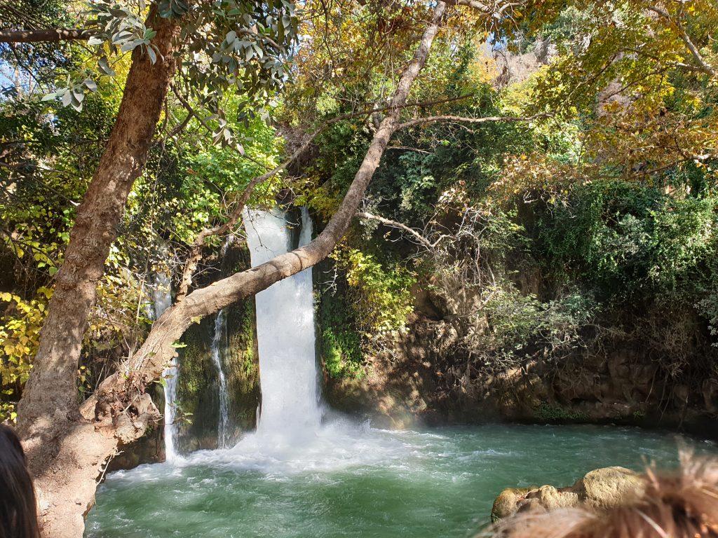 Banias Wasserfall