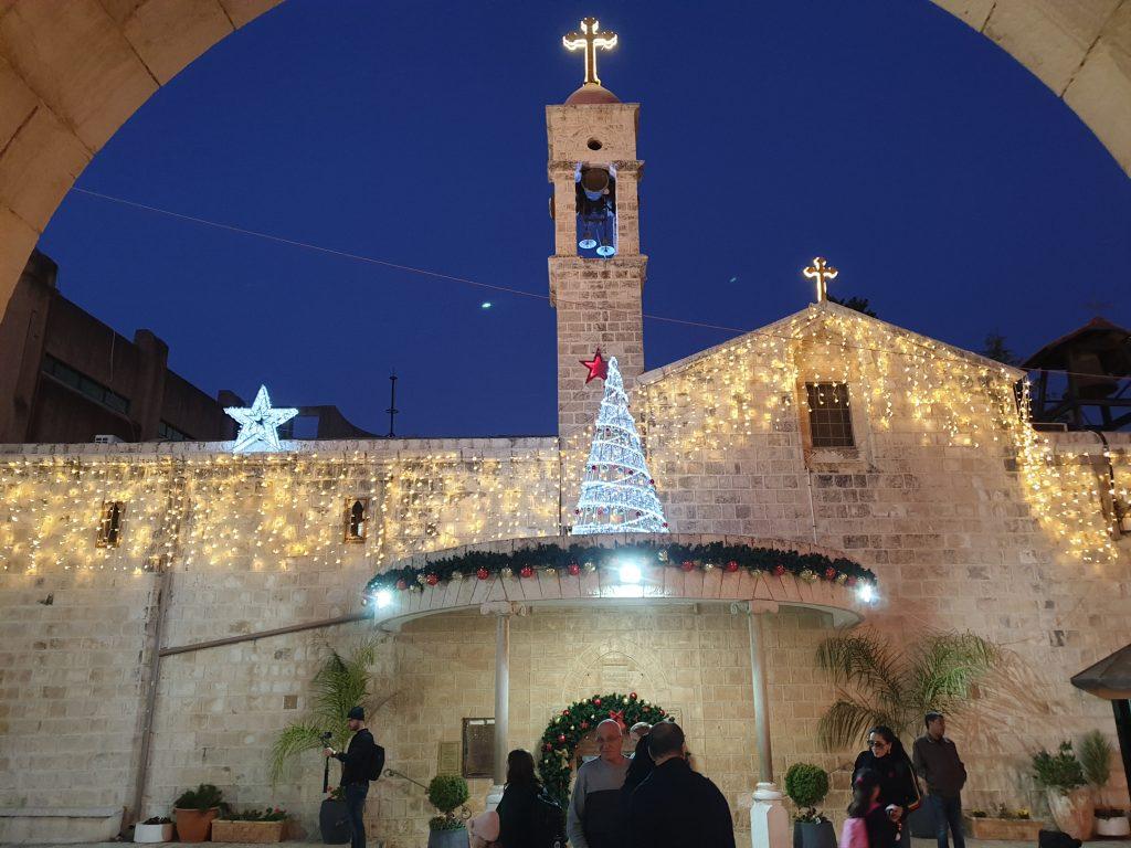 Weihnachten in Nazareht