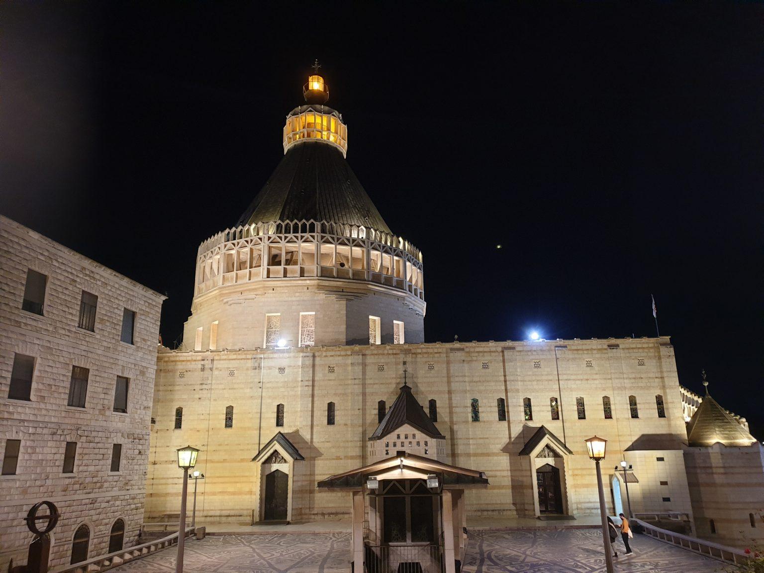 Verkündungskirche Nazareth