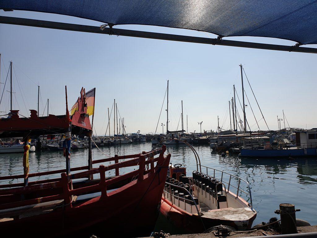 Akkon Hafen