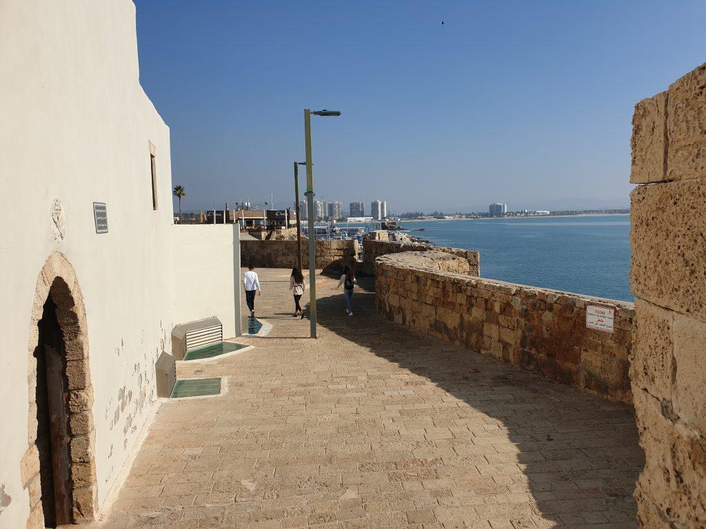 Stadtmauer Akkon