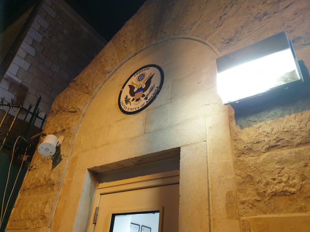 US Botschaft in Jerusalem