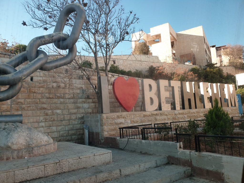 I love Bethlehem