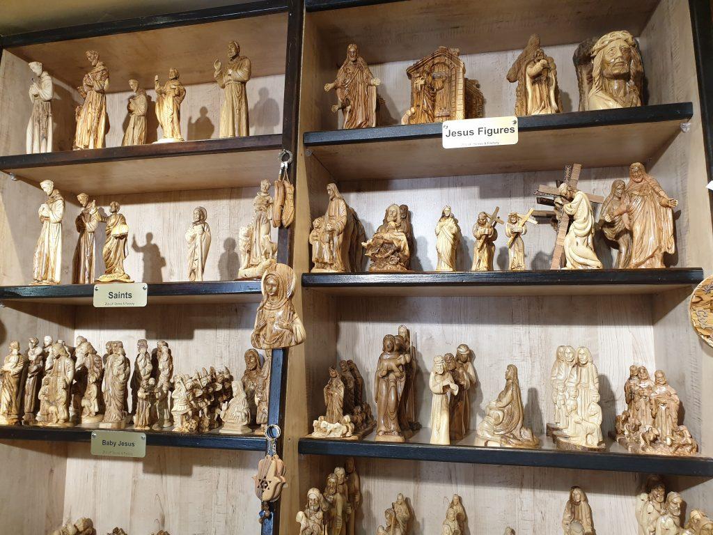Souvenirshop in Bethlehem