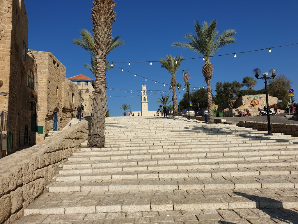 Free City Walk Tel Aviv